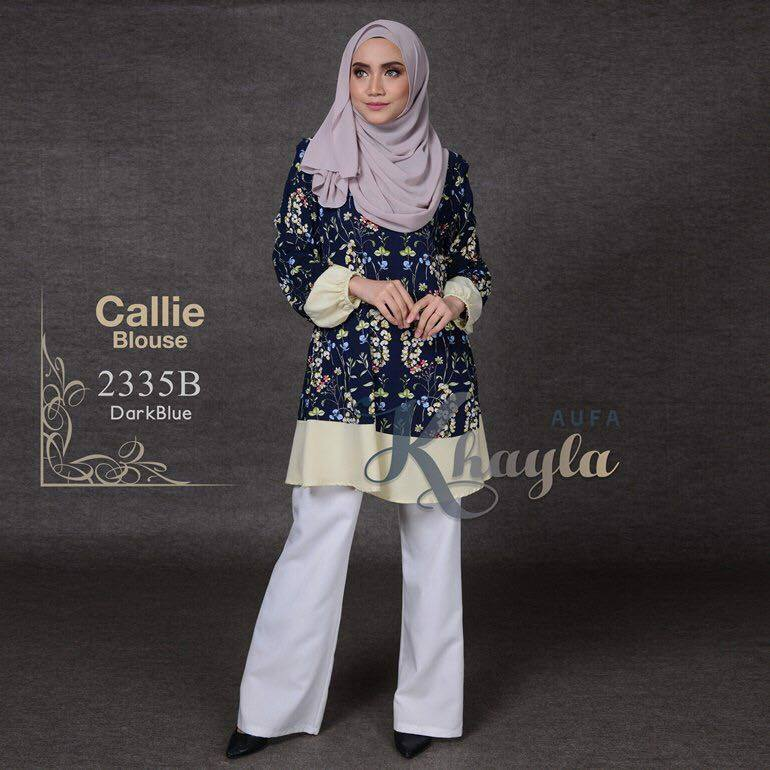 BLOUSE CALLIE 2335B 1