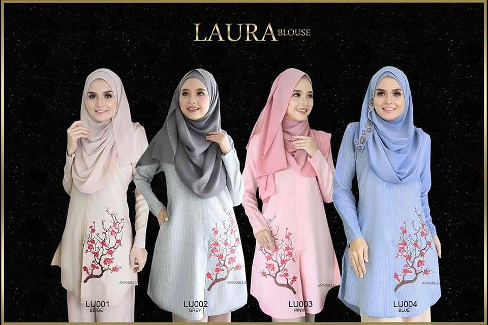 BLOUSE LAURA ALL