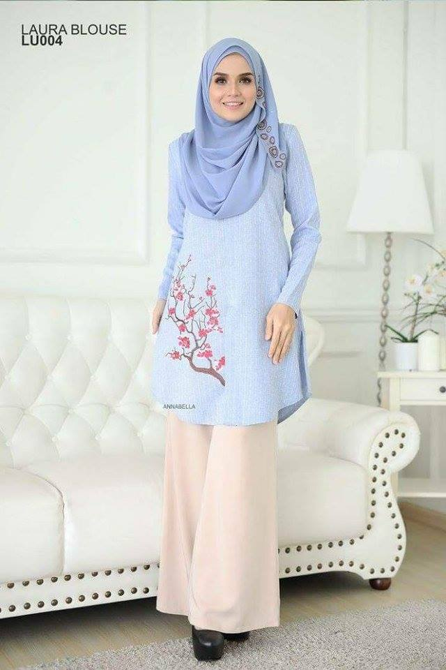 BLOUSE LAURA LU004