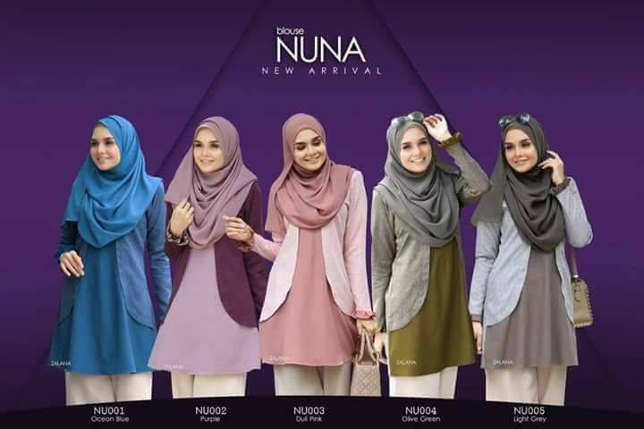 BLOUSE NUNA ALL
