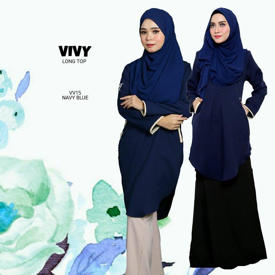 BLOUSE VIVY VV15 1