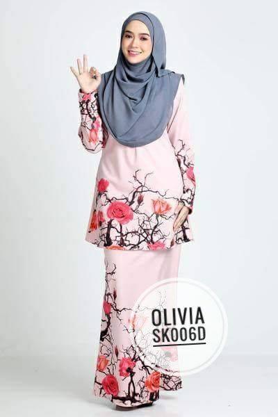 KURUNG OLIVIA SK006D