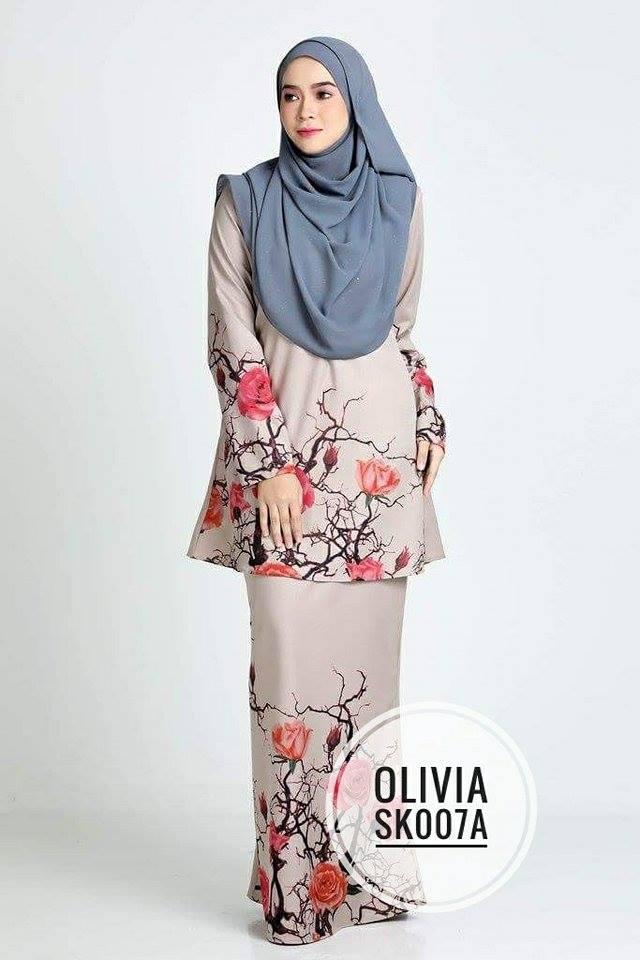 KURUNG OLIVIA SK007A