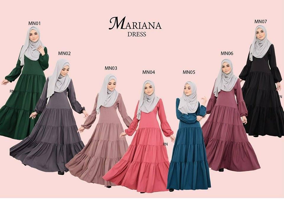 MARIANA DRESS ALL