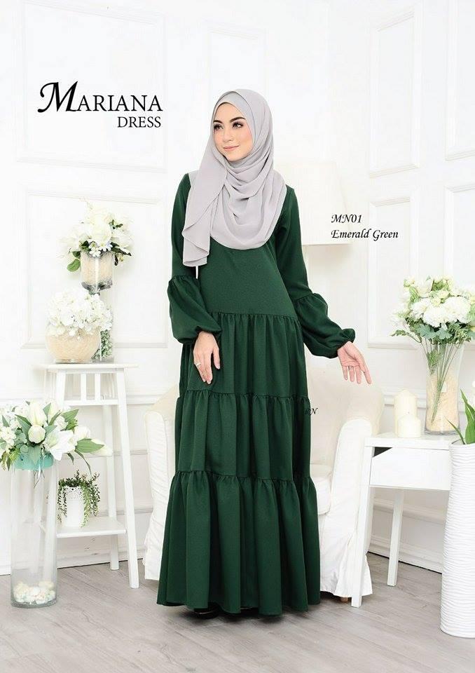 MARIANA DRESS MN01
