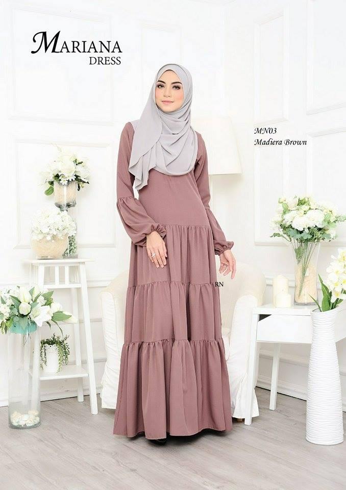 MARIANA DRESS MN02