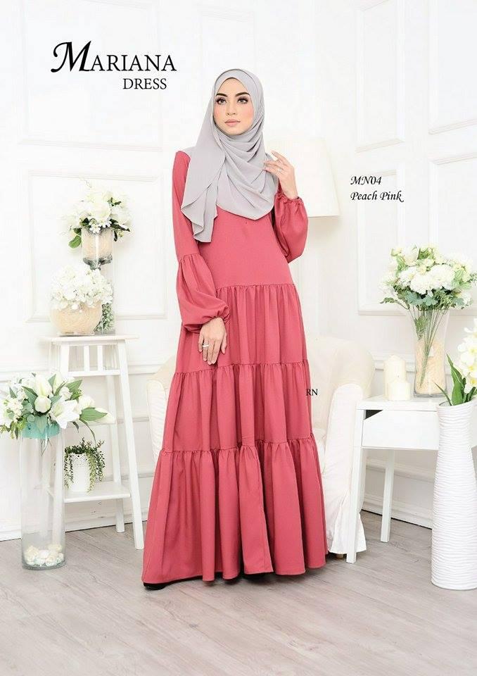 MARIANA DRESS MN04