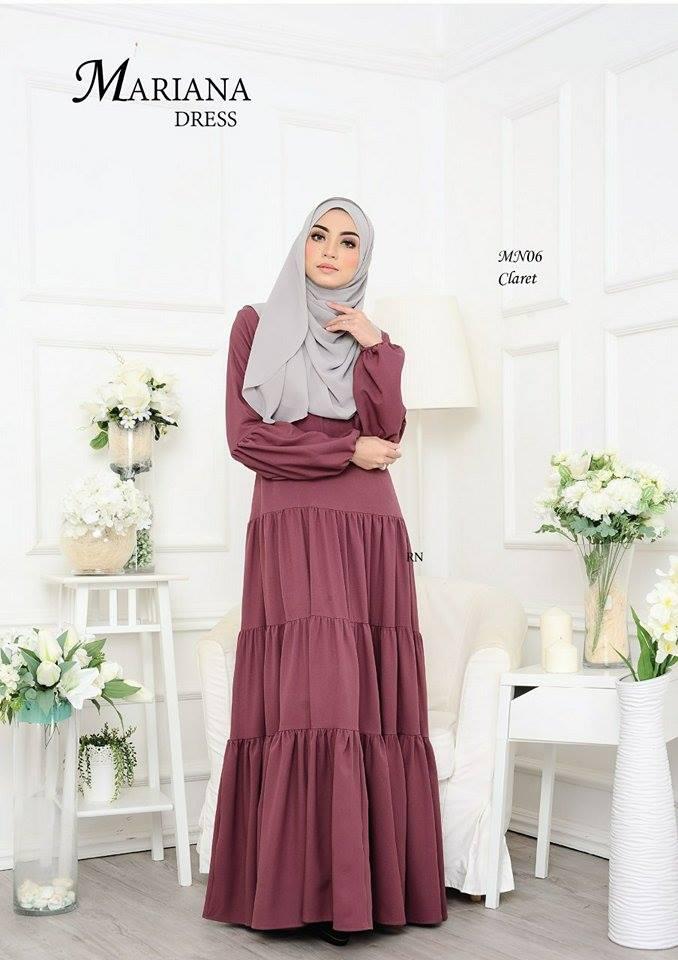 MARIANA DRESS MN06