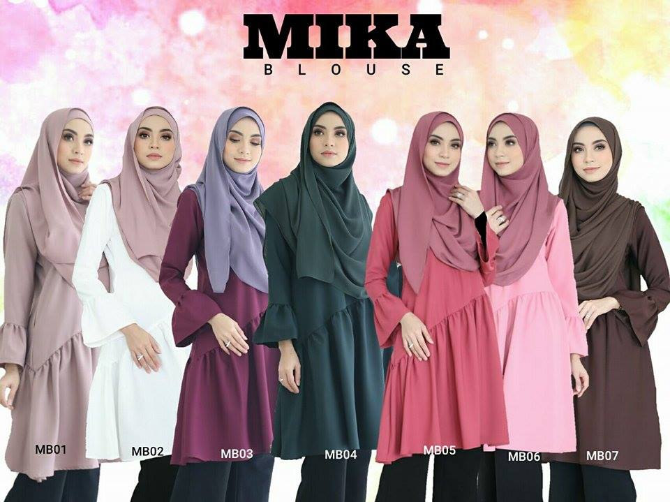BLOUSE MIKA ALL