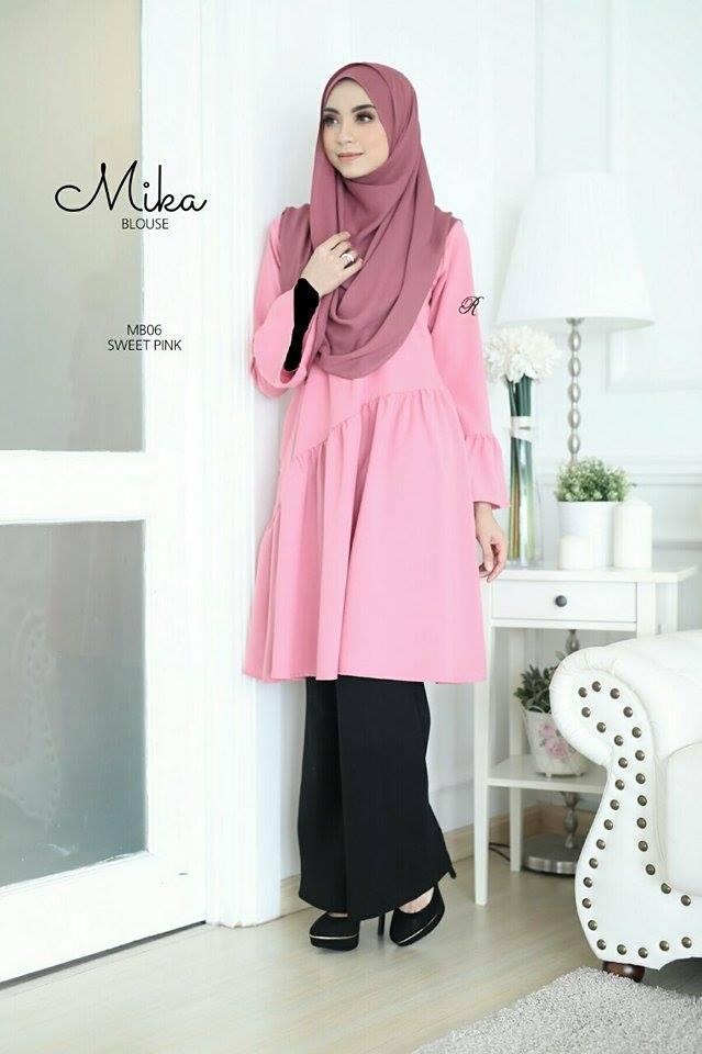 BLOUSE MIKA MB06