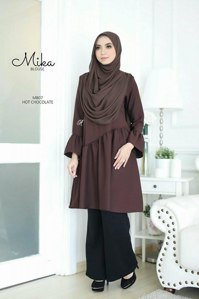 BLOUSE MIKA MB07