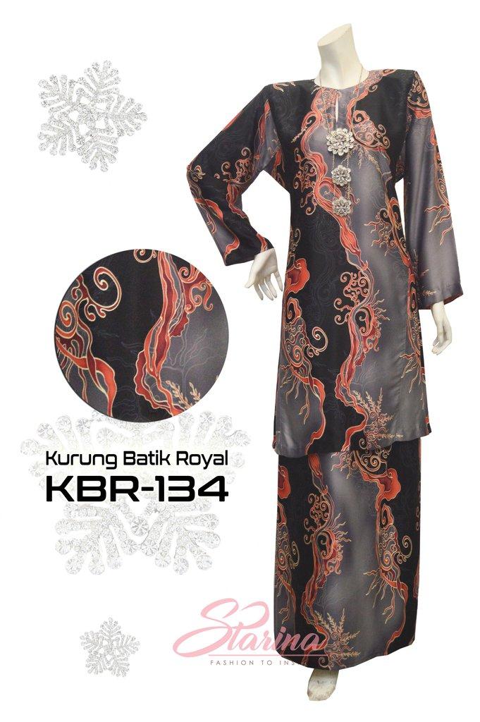 KURUNG PAHANG BATIK ROYAL KBR 134