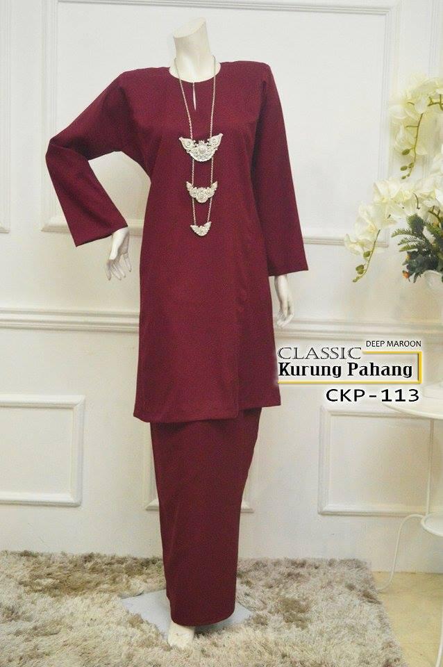 KURUNG PAHANG CLASSIC CKP113