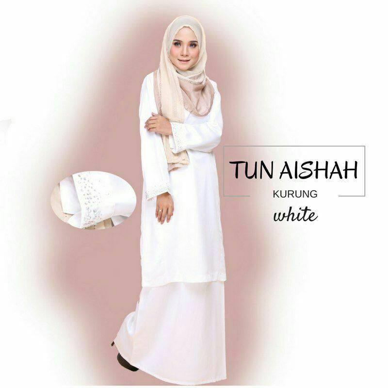 KURUNG PAHANG TUN AISHAH WHITE