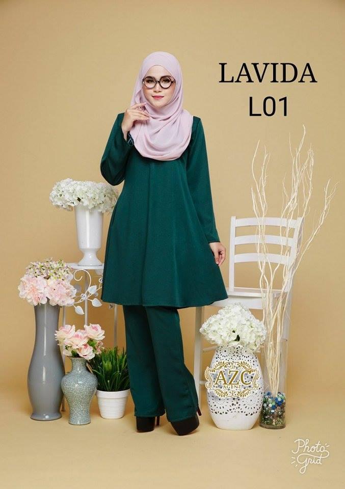 LAVIDA SUIT L01