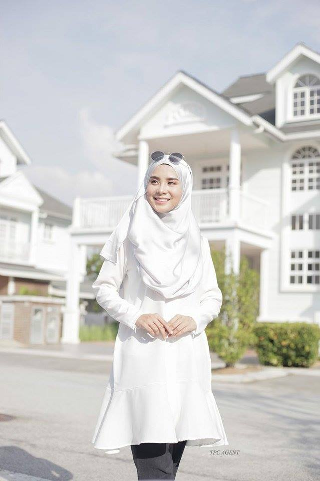 MUMTAZ TUNIC WHITE 1