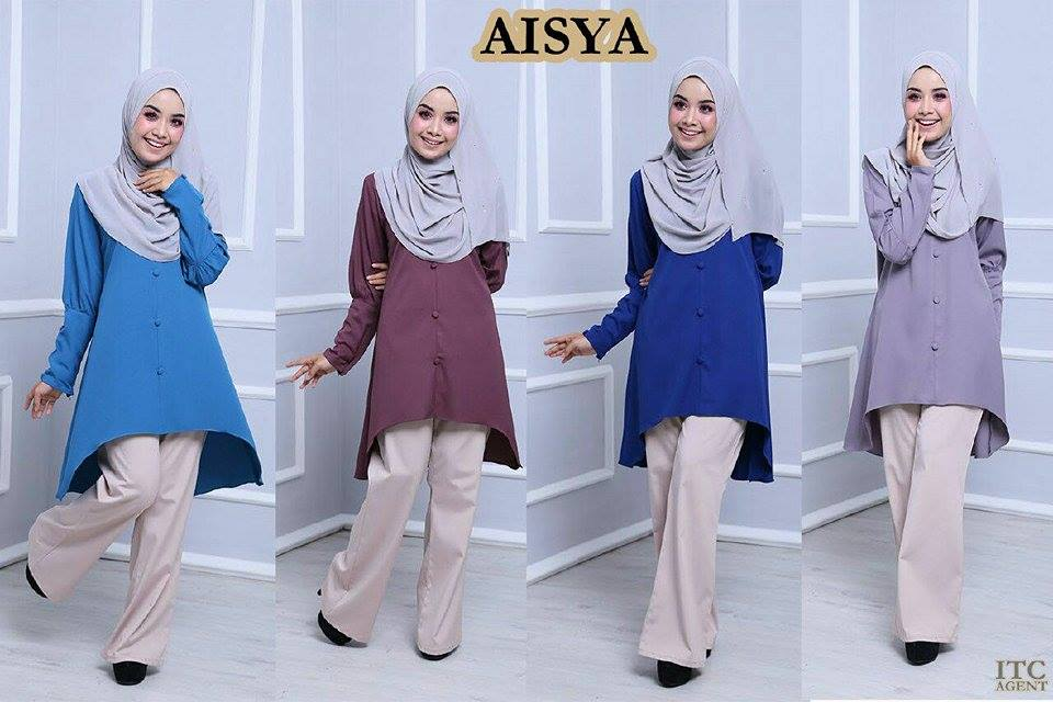 BLOUSE AISYA ALL