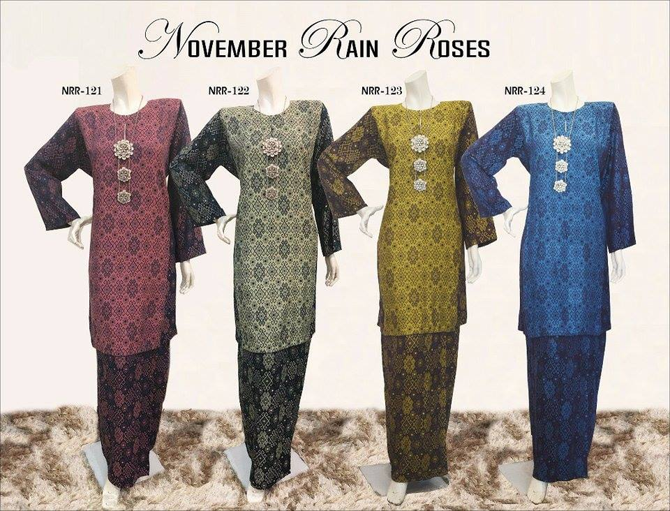 KURUNG PAHANG NOVEMBER RAIN ROSES NRR ALL