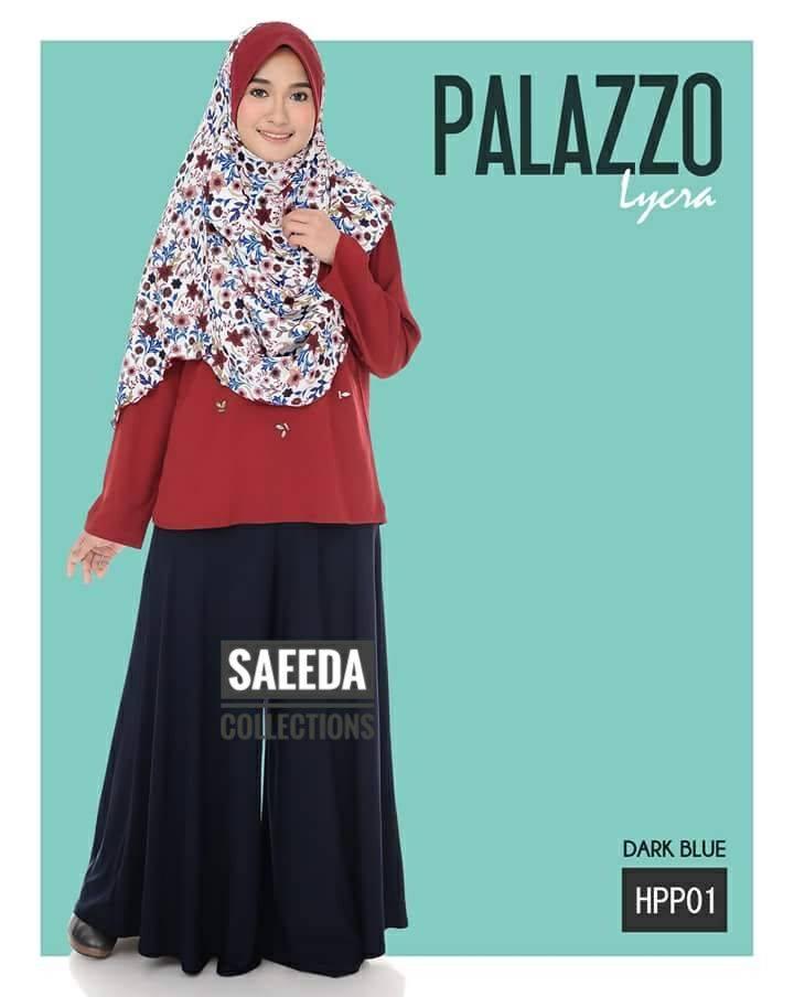 PALAZZO LYCRA HPP01