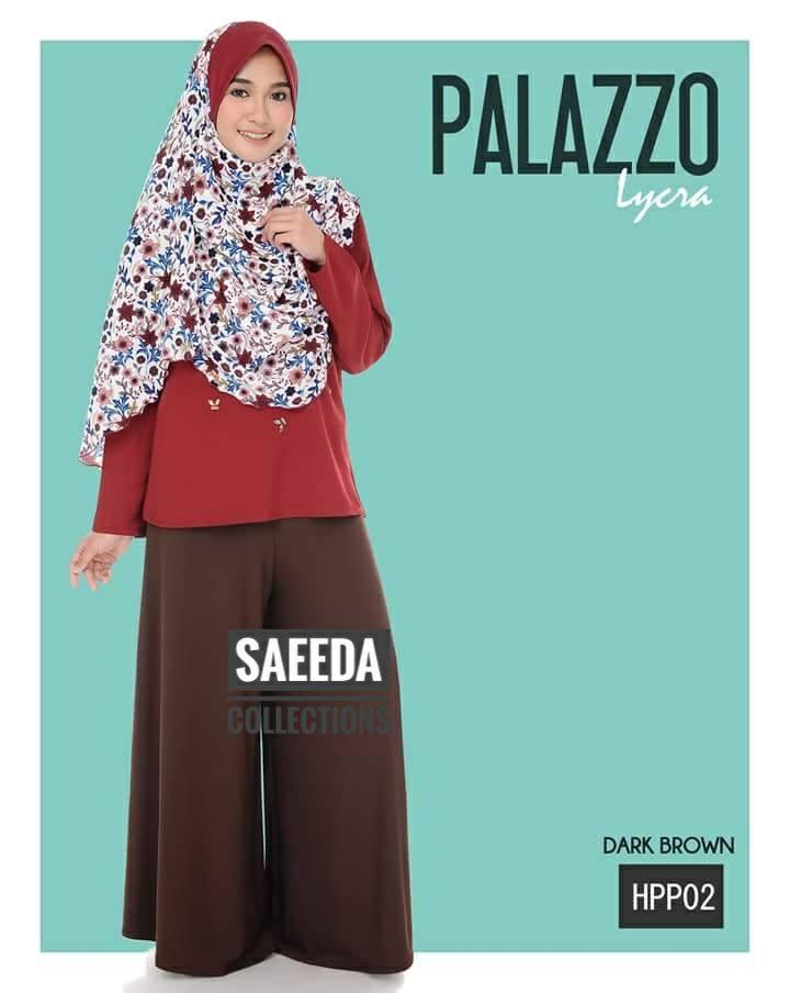 PALAZZO LYCRA HPP02