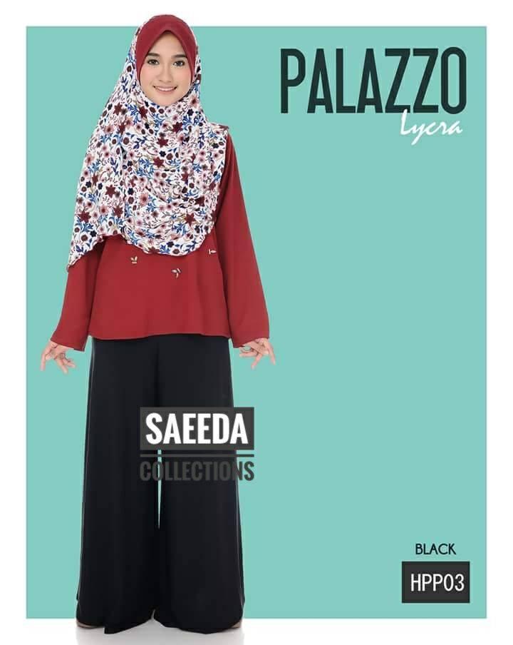 PALAZZO LYCRA HPP03