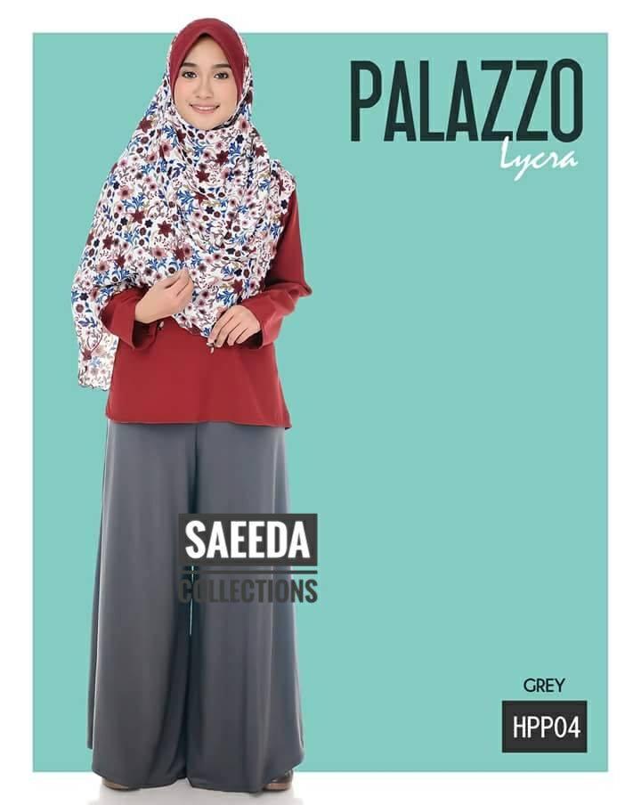 PALAZZO LYCRA HPP04