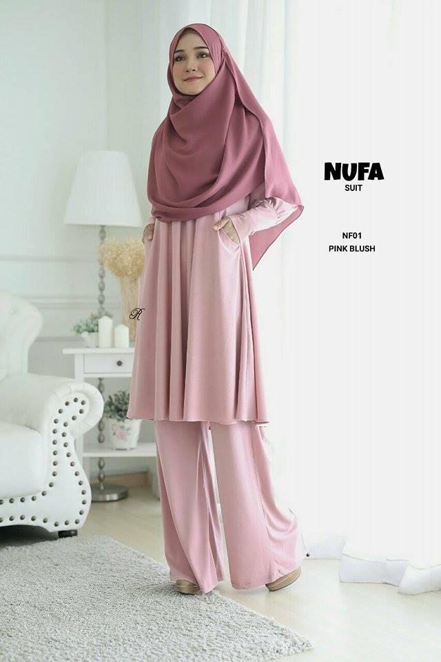 SUIT NUFA NF01 2