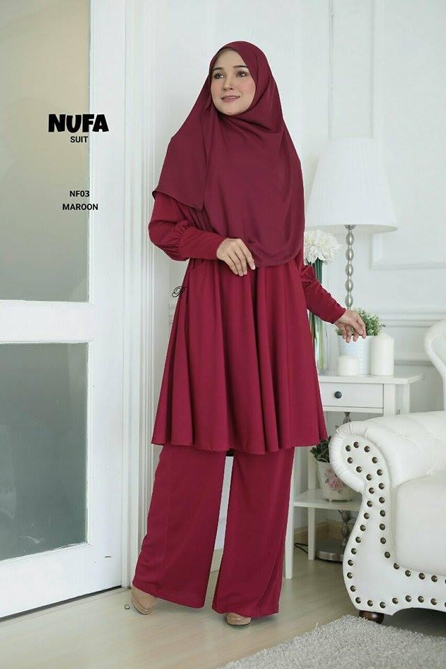 SUIT NUFA NF03 1