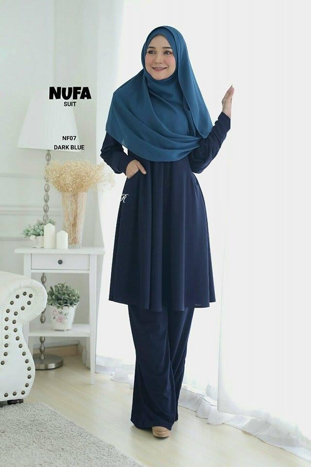 SUIT NUFA NF07 1