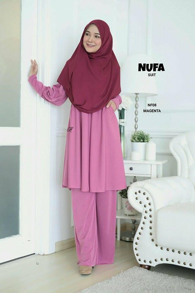 SUIT NUFA NF08 1