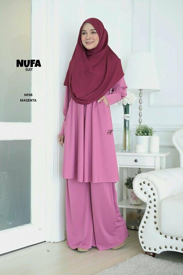 SUIT NUFA NF08 2