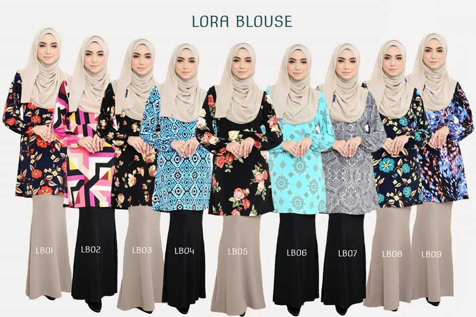 BLOUSE LORA LB ALL