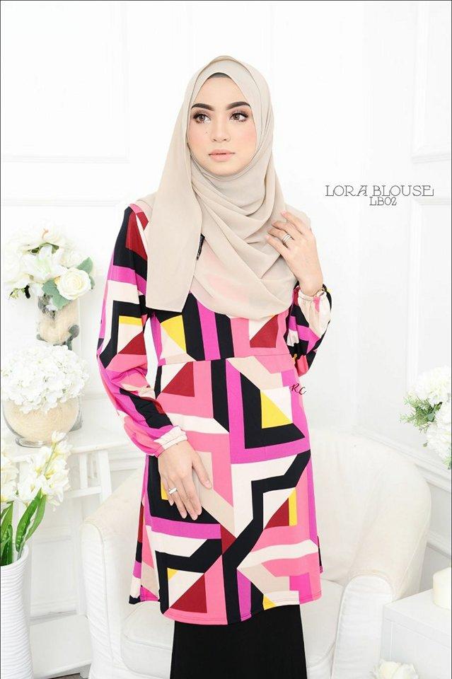 BLOUSE LORA LB02 1