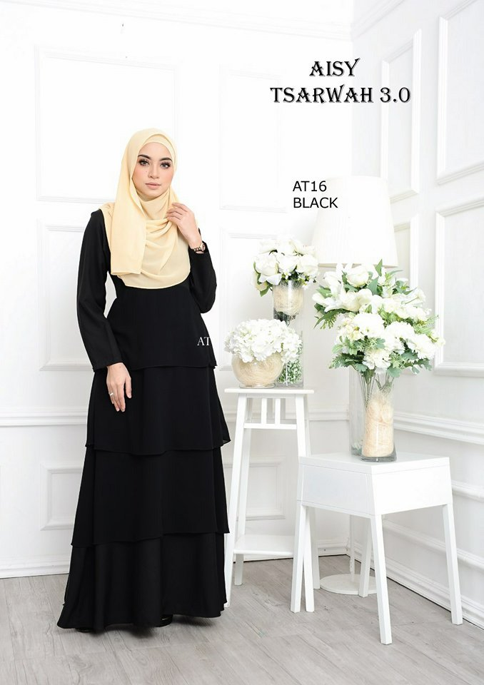 DRESS AISY TSARWAH AT16 1