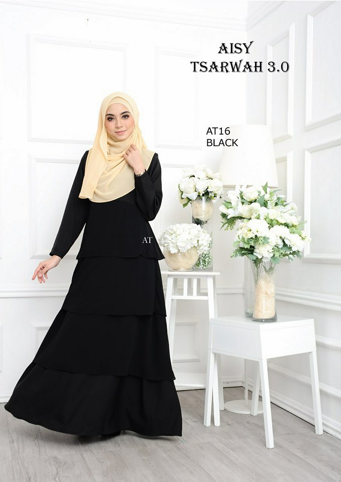 DRESS AISY TSARWAH AT16 2