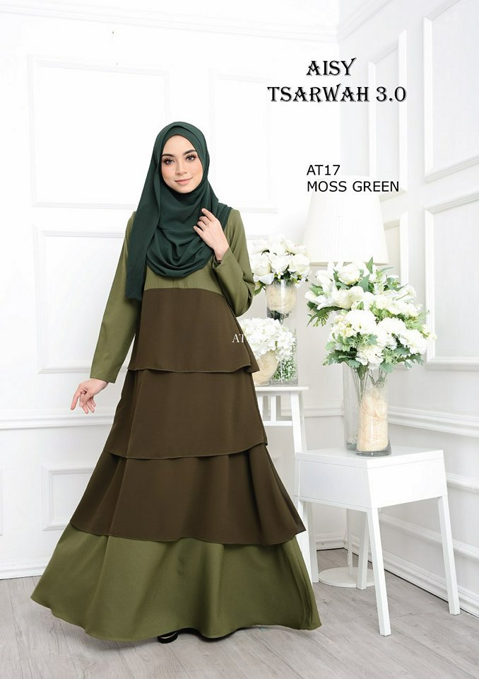 DRESS AISY TSARWAH AT17 1
