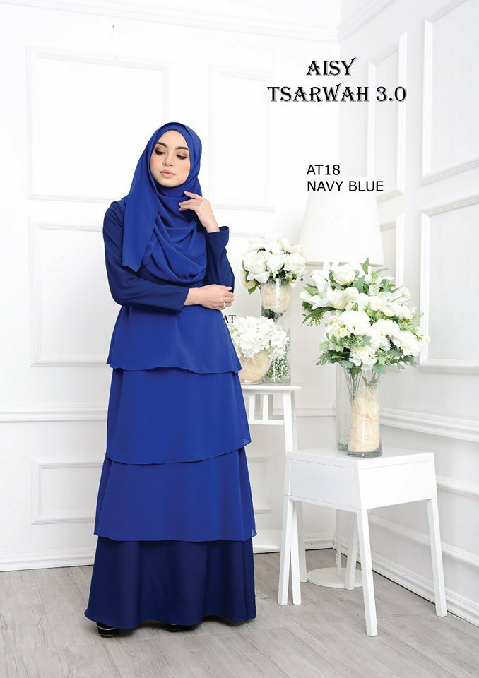 DRESS AISY TSARWAH AT18 1