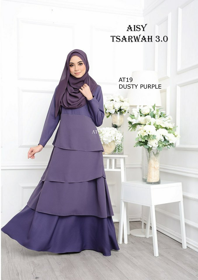 DRESS AISY TSARWAH AT19 1