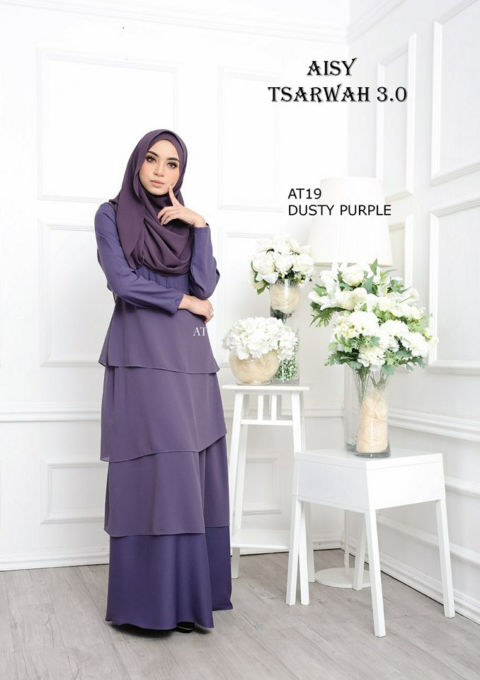 DRESS AISY TSARWAH AT19 2