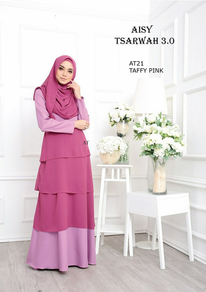 DRESS AISY TSARWAH AT21 1