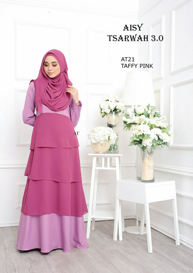 DRESS AISY TSARWAH AT21 2