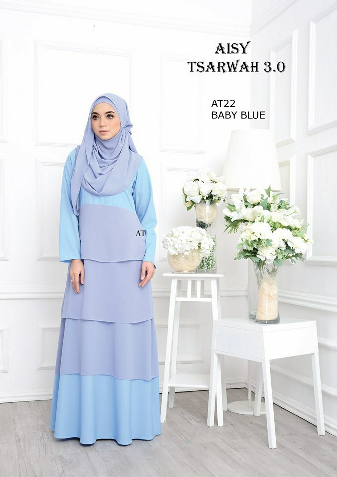 DRESS AISY TSARWAH AT22 1