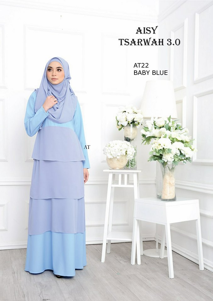 DRESS AISY TSARWAH AT22 2