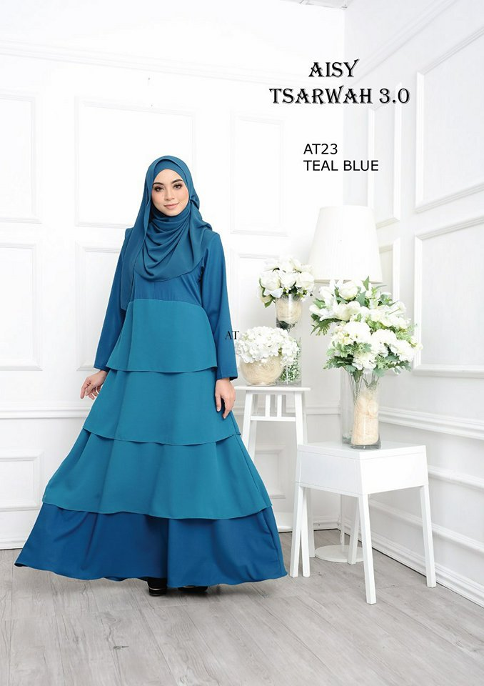 DRESS AISY TSARWAH AT23 1