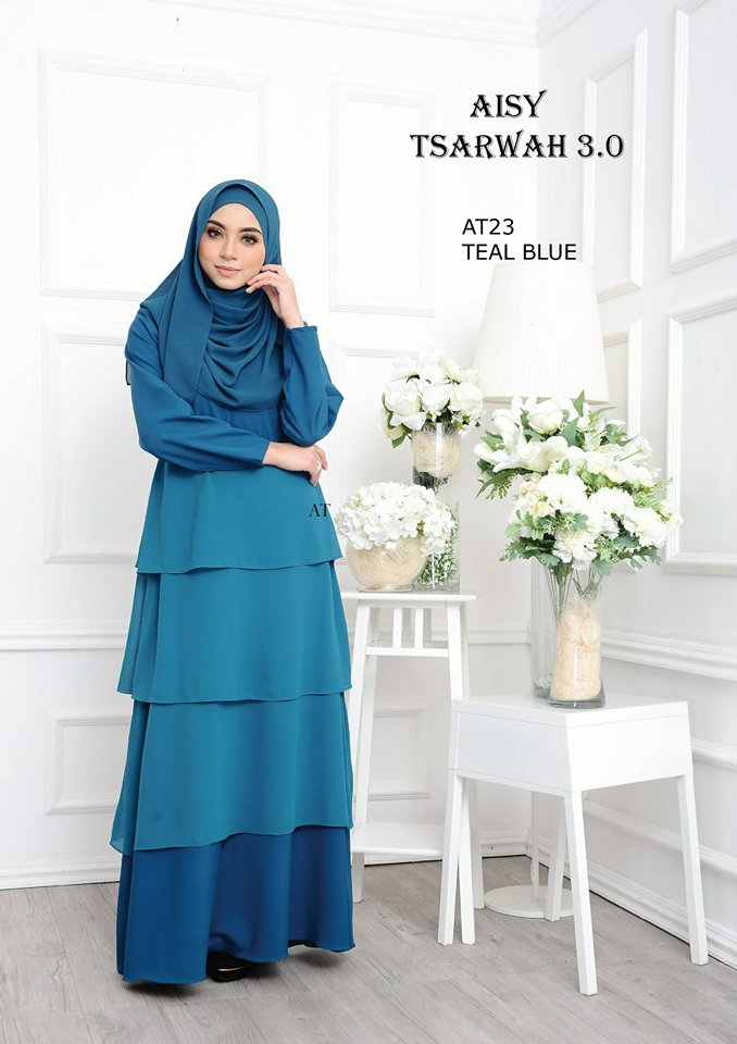 DRESS AISY TSARWAH AT23 2