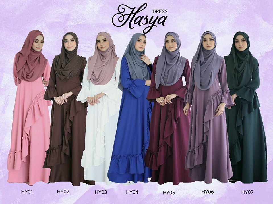 DRESS HASYA ALL