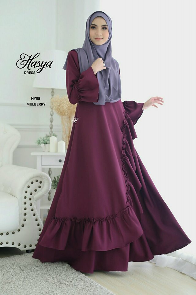 DRESS HASYA HY05 2
