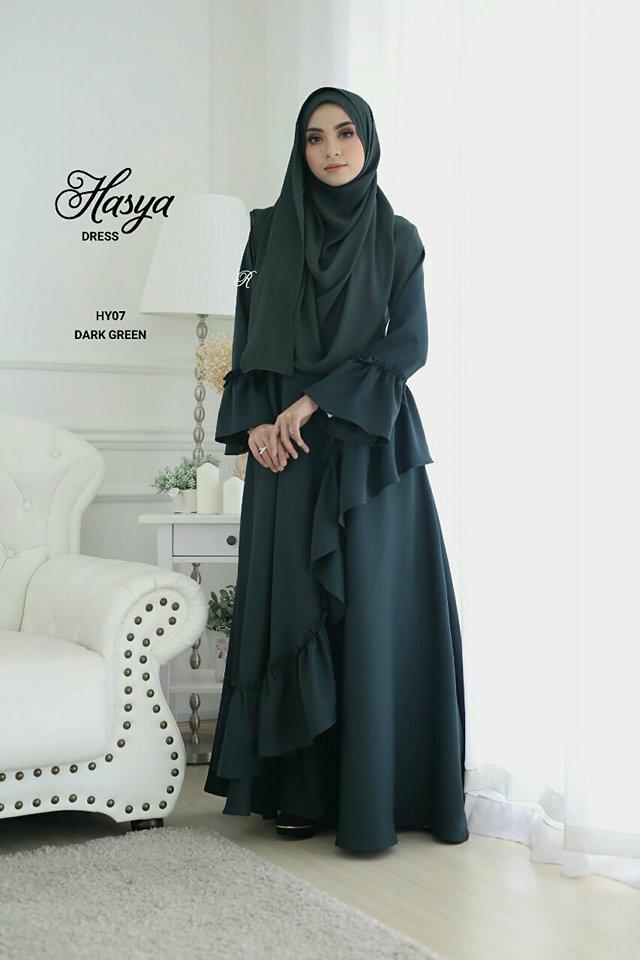 DRESS HASYA HY07 2