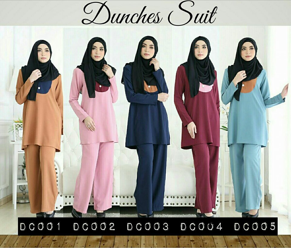 DUNCHES SUIT DC ALL