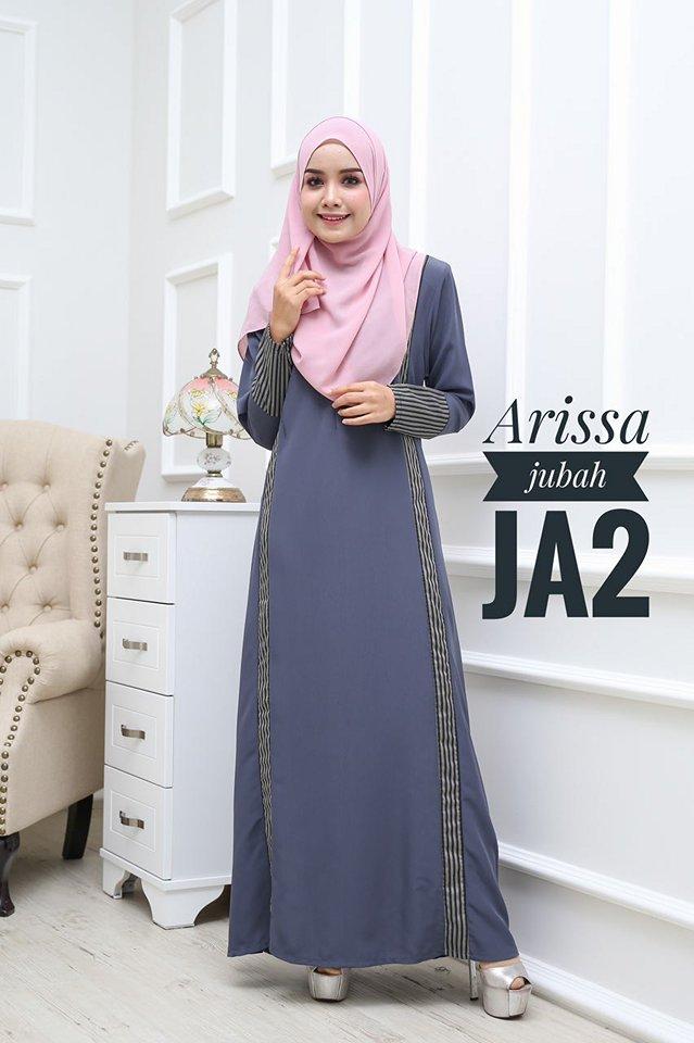 JUBAH ARISSA JA02